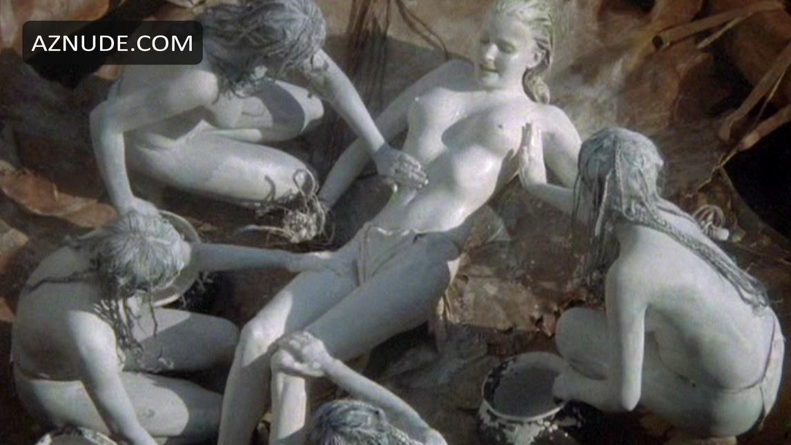 The naked ape sex scene