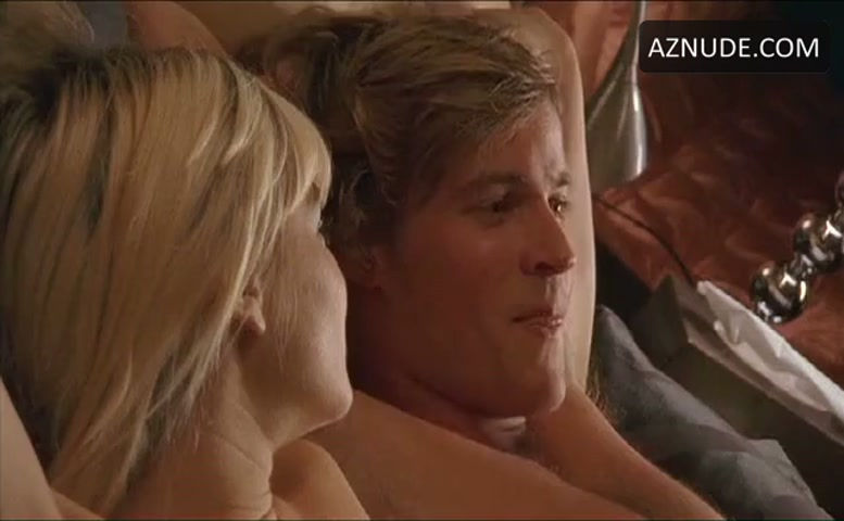 Bojana Novakovic Satisfaction Topless Briefly
