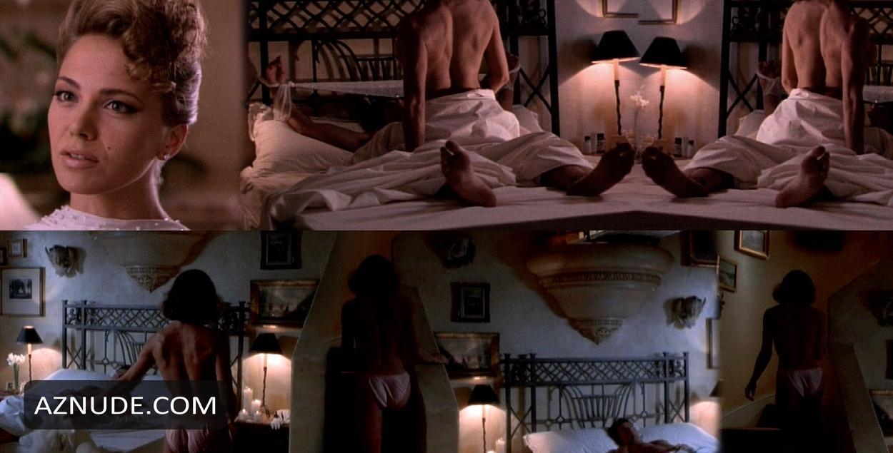 Nude scene in hot shots part deux