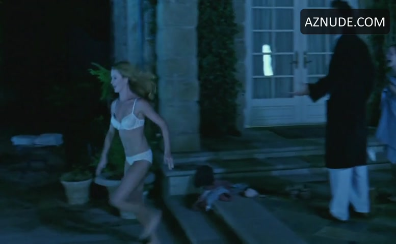 nude girl with gun gif
