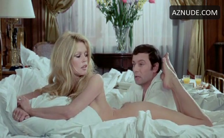 Bardot nude brigit Brigitte Bardot