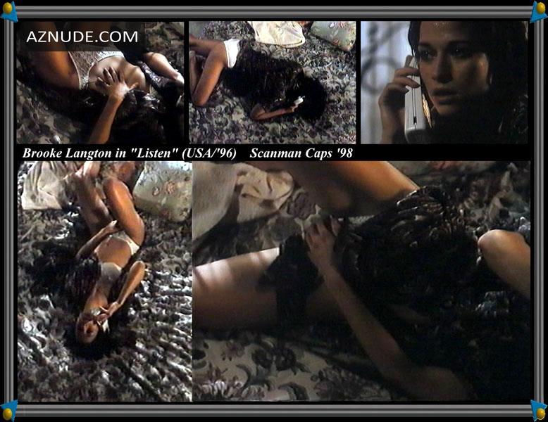 Brooke Langton Nude - Aznude