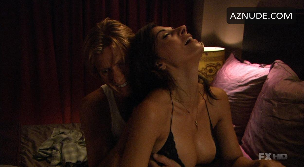 Patricia velasquez sex scene rescue me
