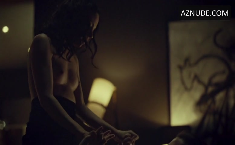 Emily piggford nude sex scene in hemlock grove series 6