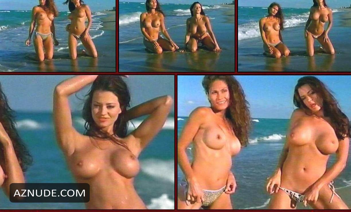 Candice michelle nude on beach