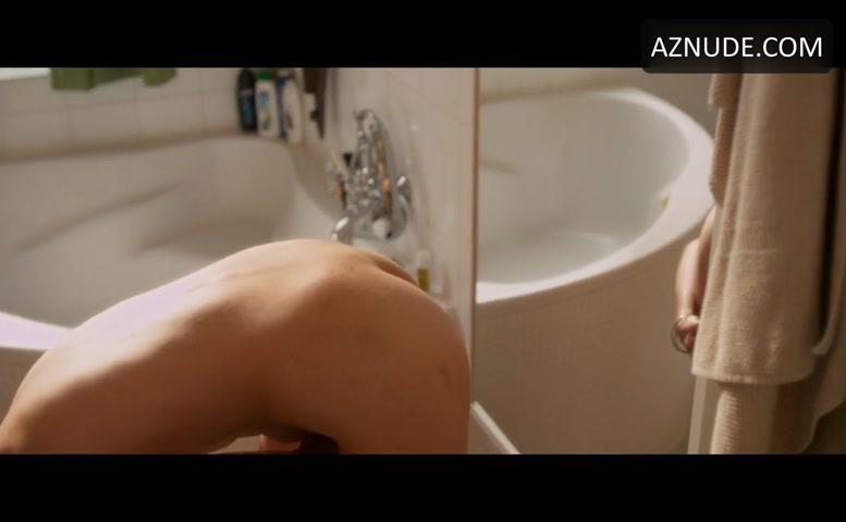 Carla Juri Breasts, Butt Scene In Wetlands - Aznude-8420