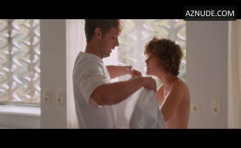 Carla Juri Breasts Scene In Wetlands - Aznude-8096