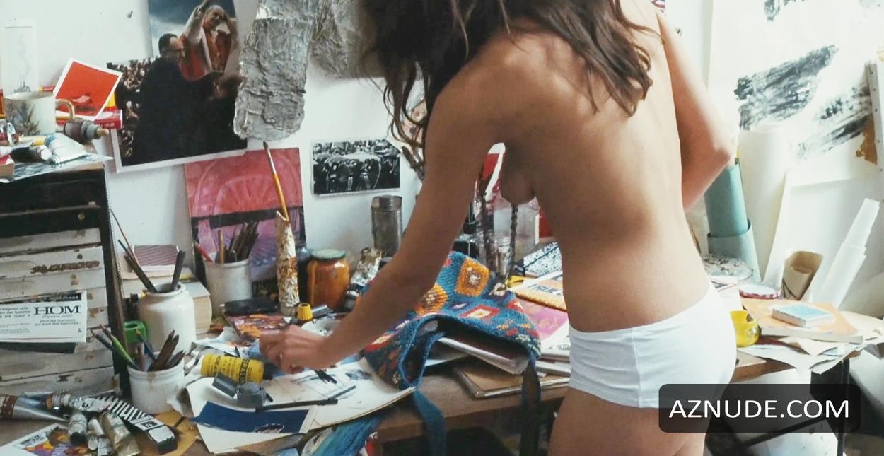 Carole Combes  nackt