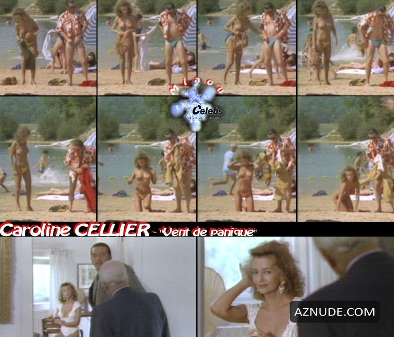 Caroline cellier nude