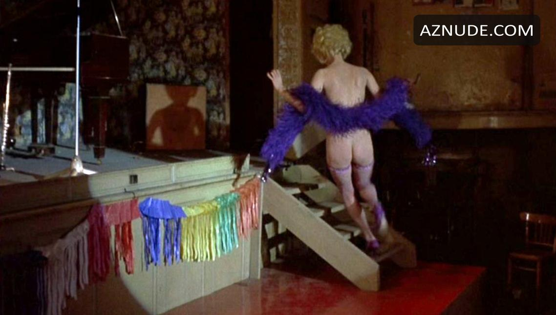 Carolyn seymour naked
