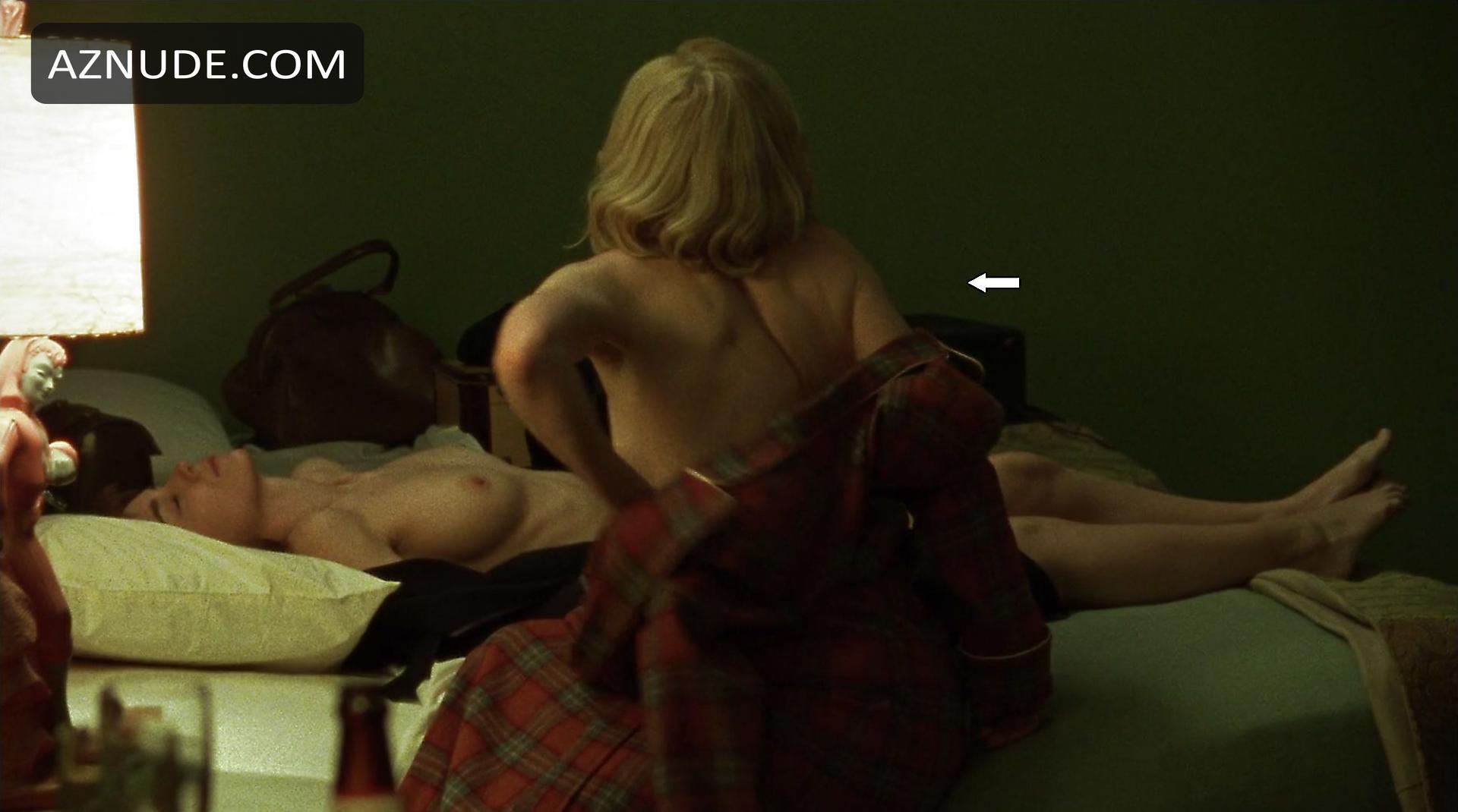 Cate blanchett sex cene