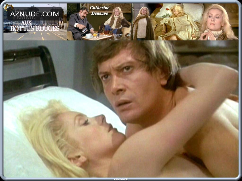 Deneuve nackt Catherine  Naked Celebs