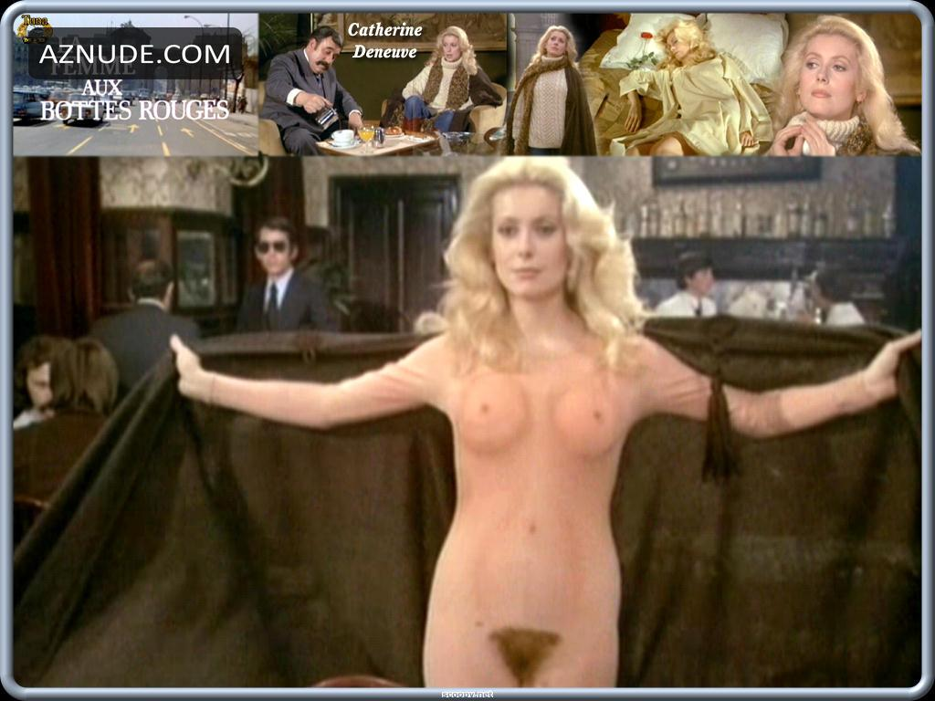 catherine deneuve naked