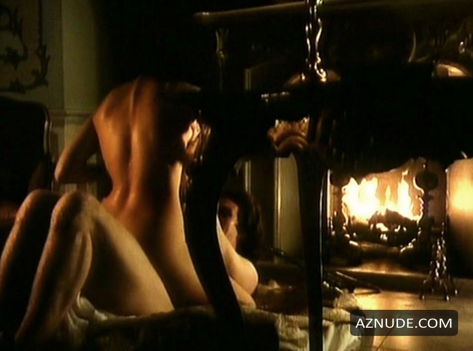 Curious Ball fire great scene sex