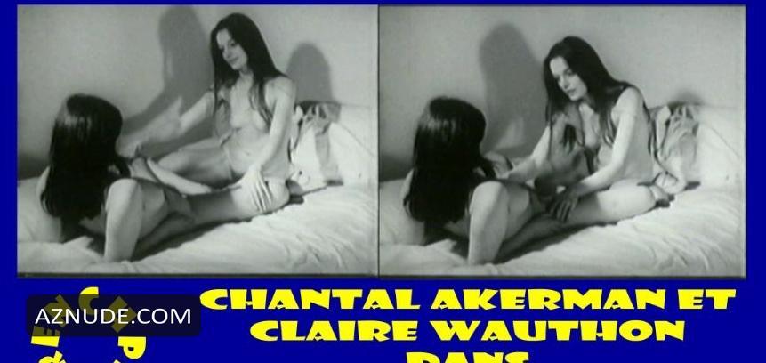 Chantal Akerman  nackt