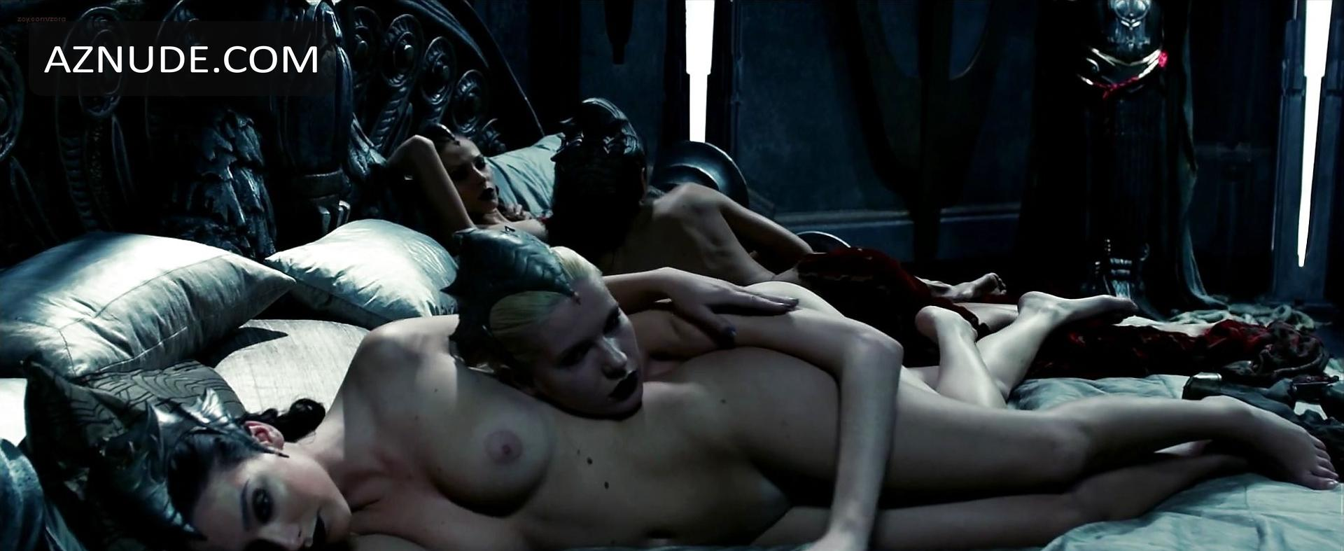 riddick movie nude scene