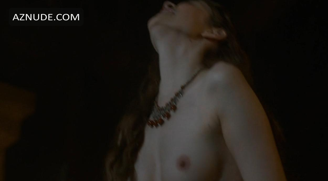 Topless Charlotte Hope Nude Scenes