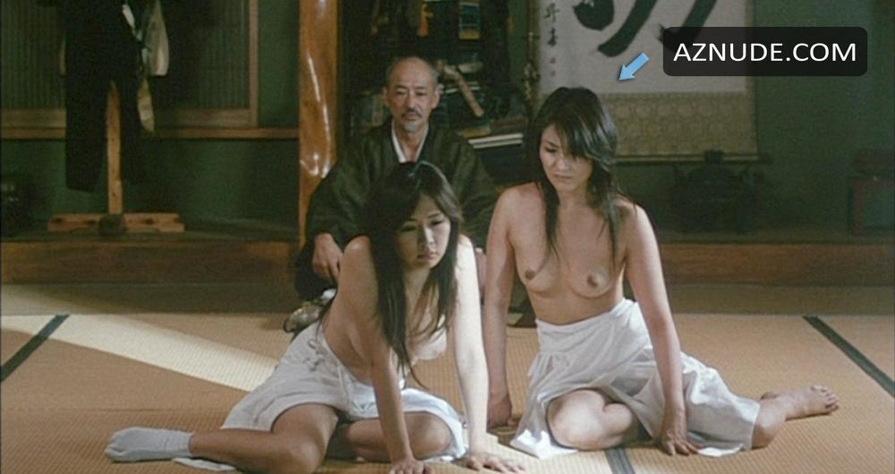 Kuei-Mei Yang  nackt