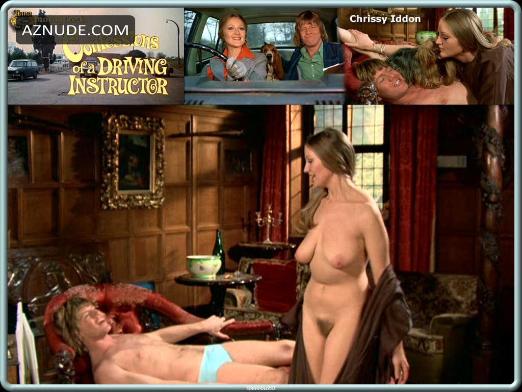 Chrissy Iddon  nackt