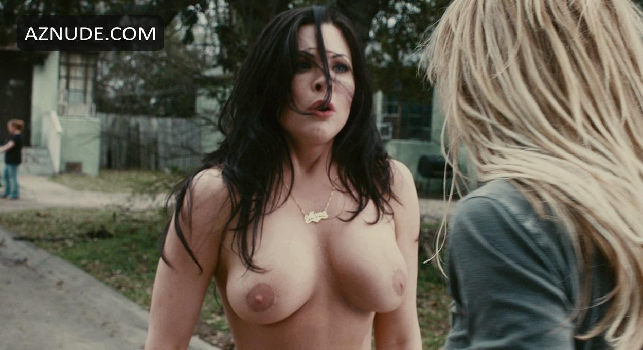 Nude women in drive angry