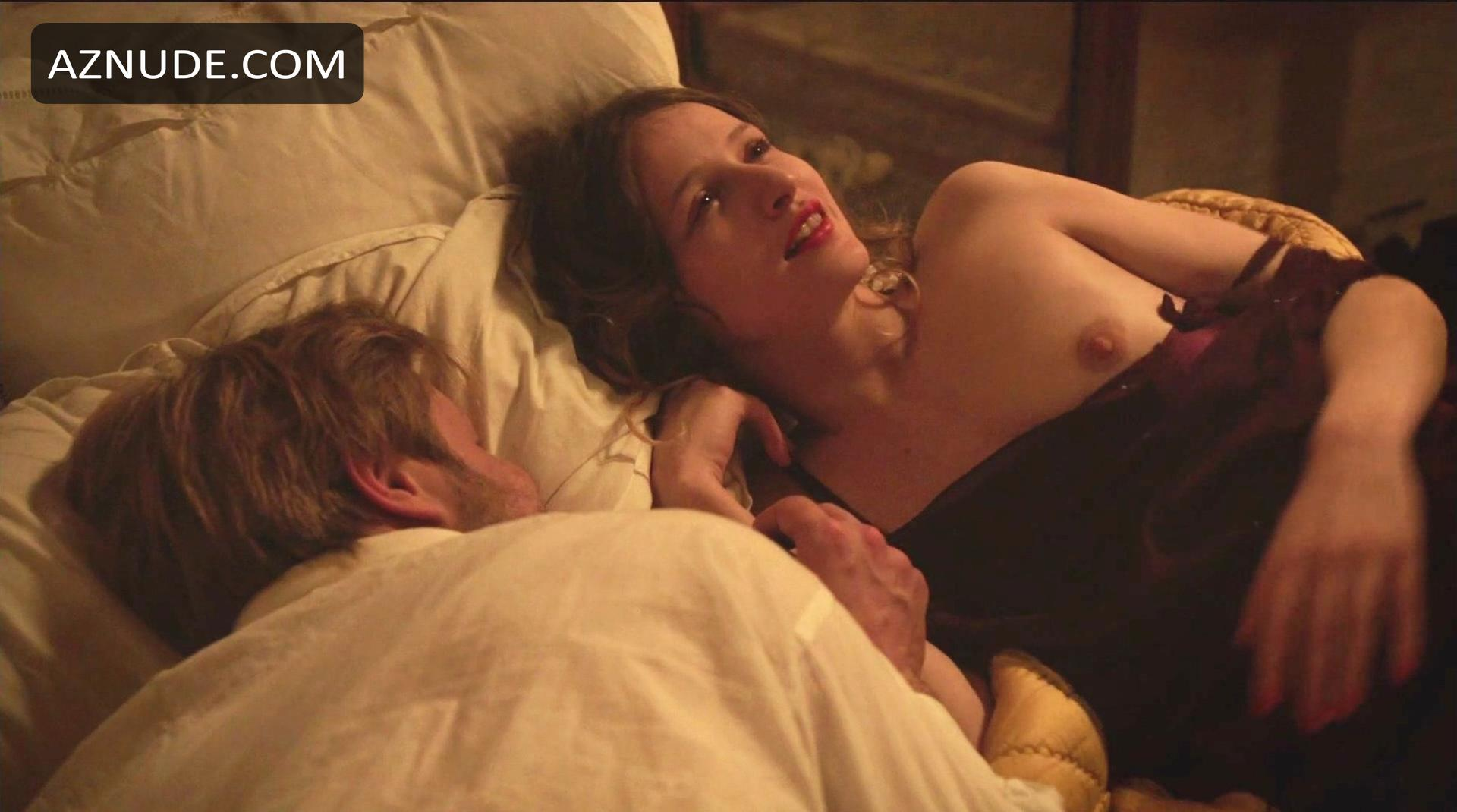 Christa theret nude in full frontal and solene rigot topless 7