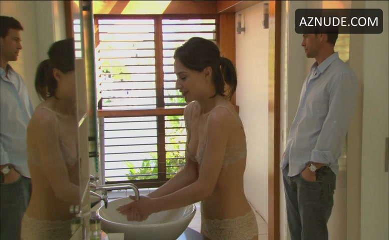 Beach topless claire forlani