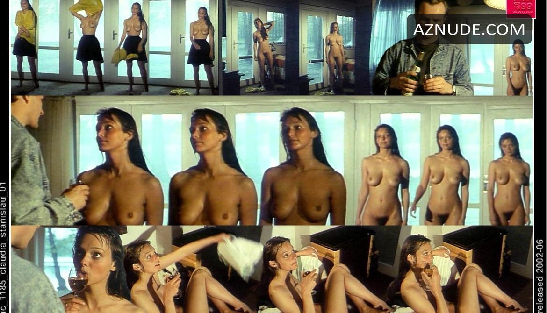 Nackt  Claudia Stanislau Claudia Stanislau