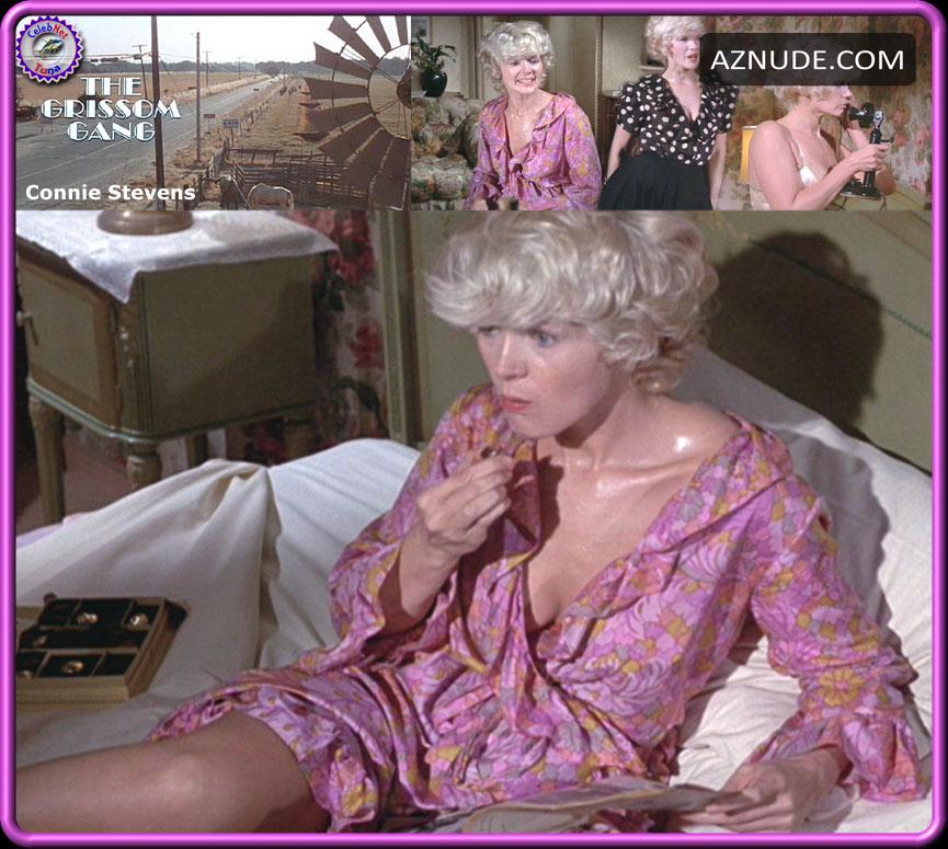 Connie Stevens Nude Porn - series: WENDY AND ME