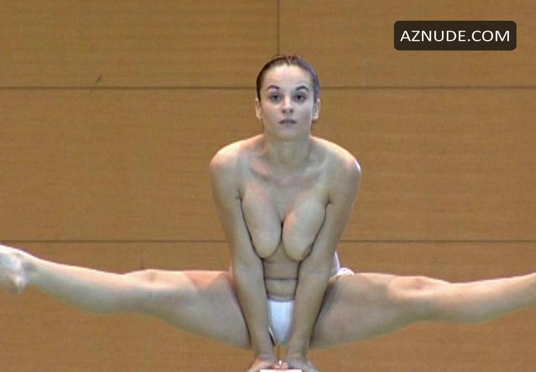 Gymnast corina ungureanu nude