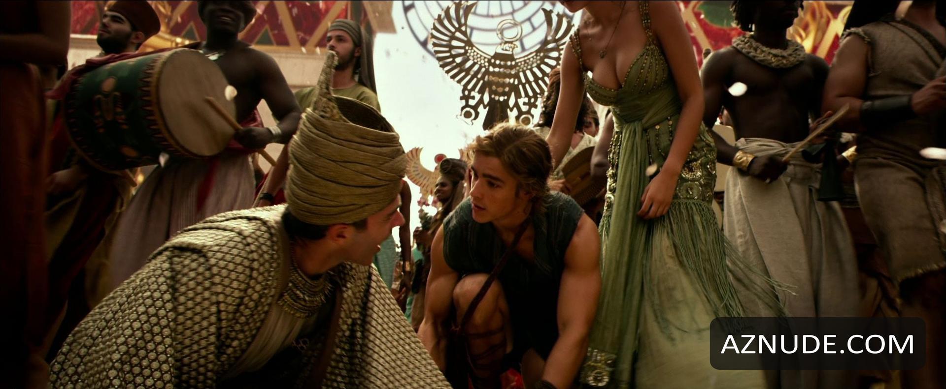 Gods Of Egypt Nude Scenes - Aznude-1318