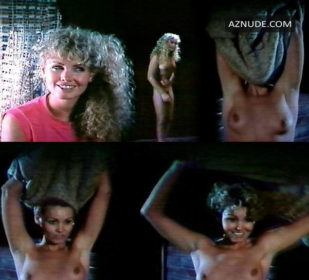 Naked in public sauna