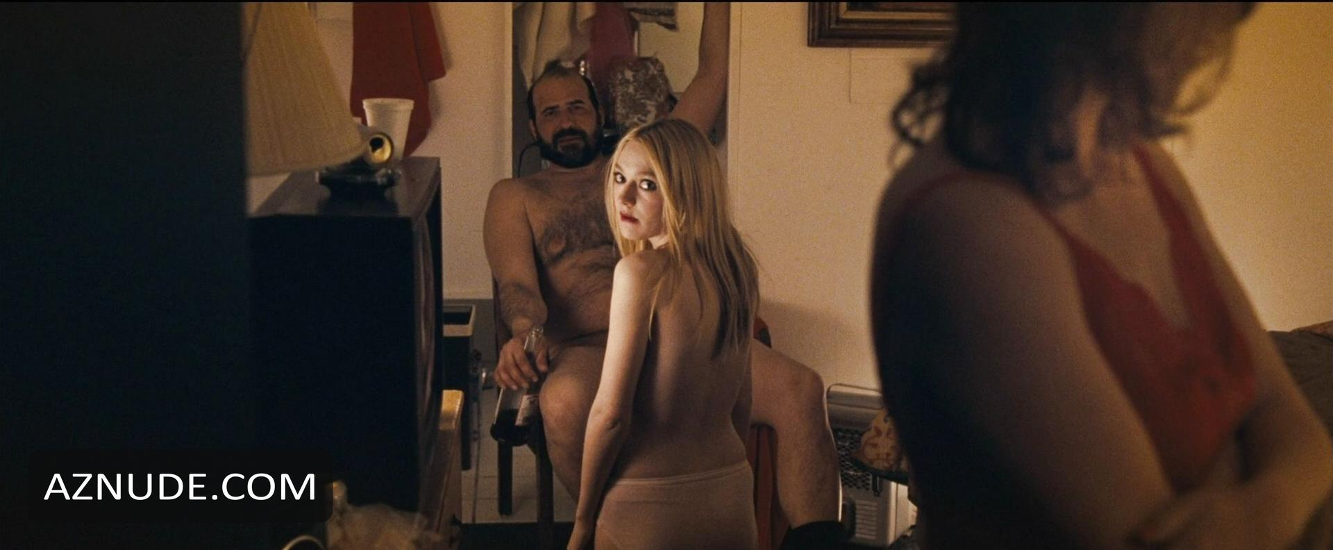 Nude fanning bikini dakota