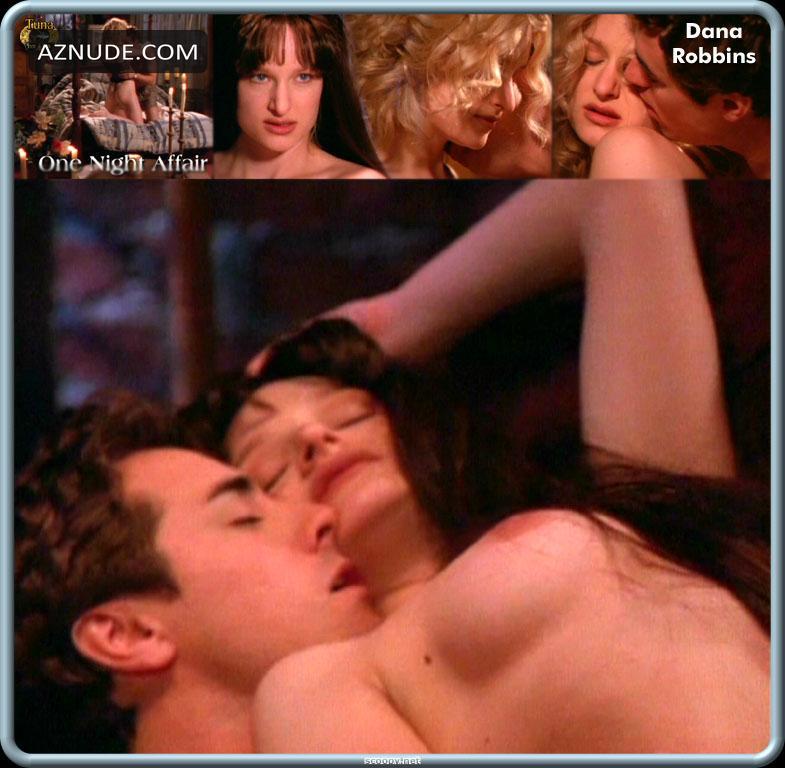 Naked Dana Robbins In Nightcap Ancensored