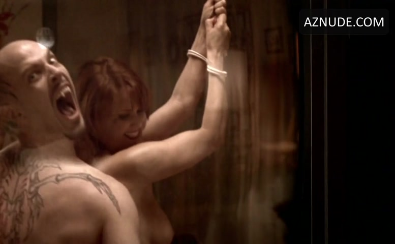 Donna mitchell nude