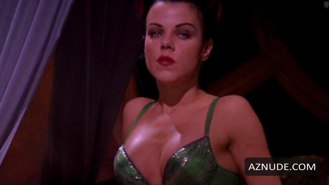 Debi mazar sex scene