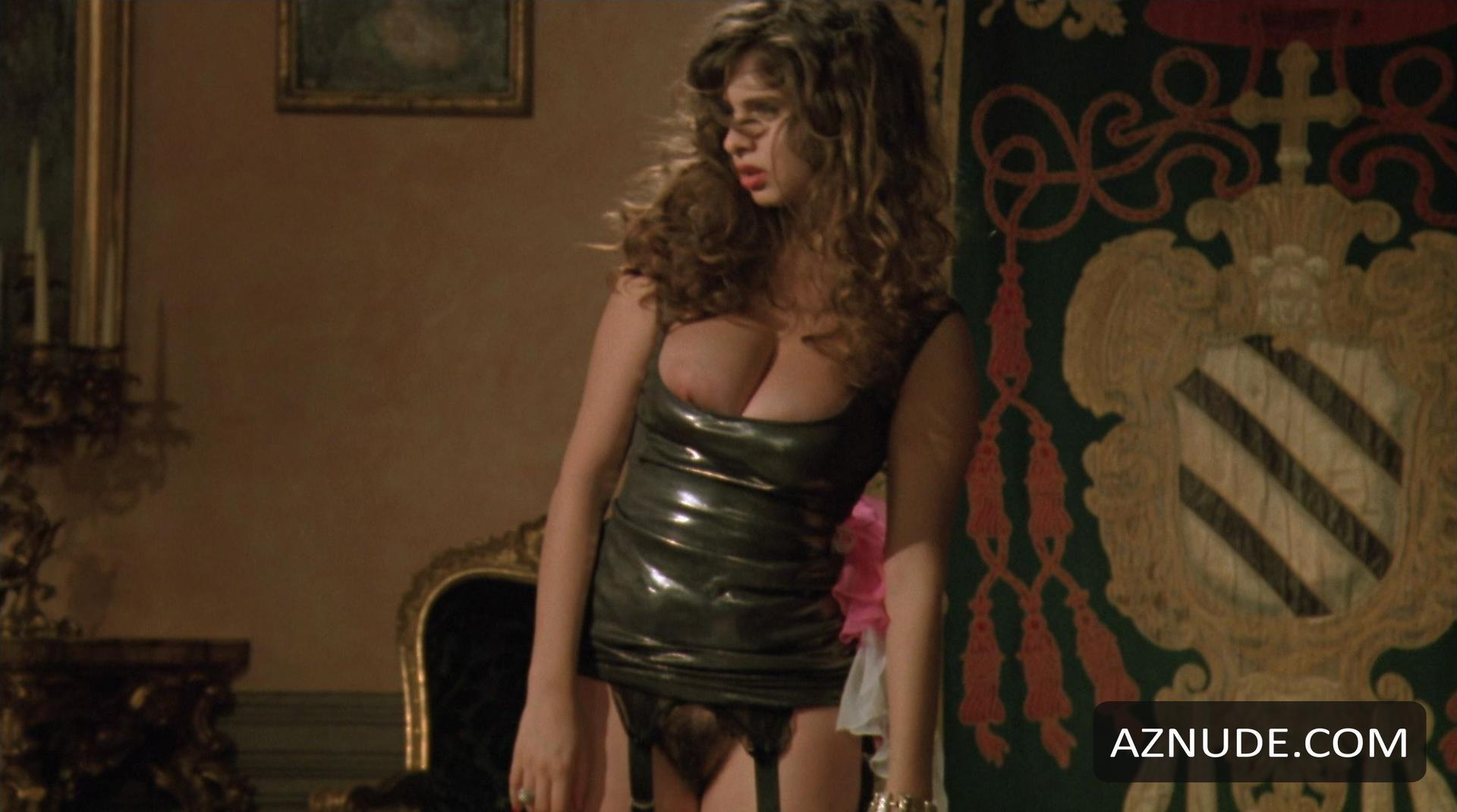 nude Debora caprioglio