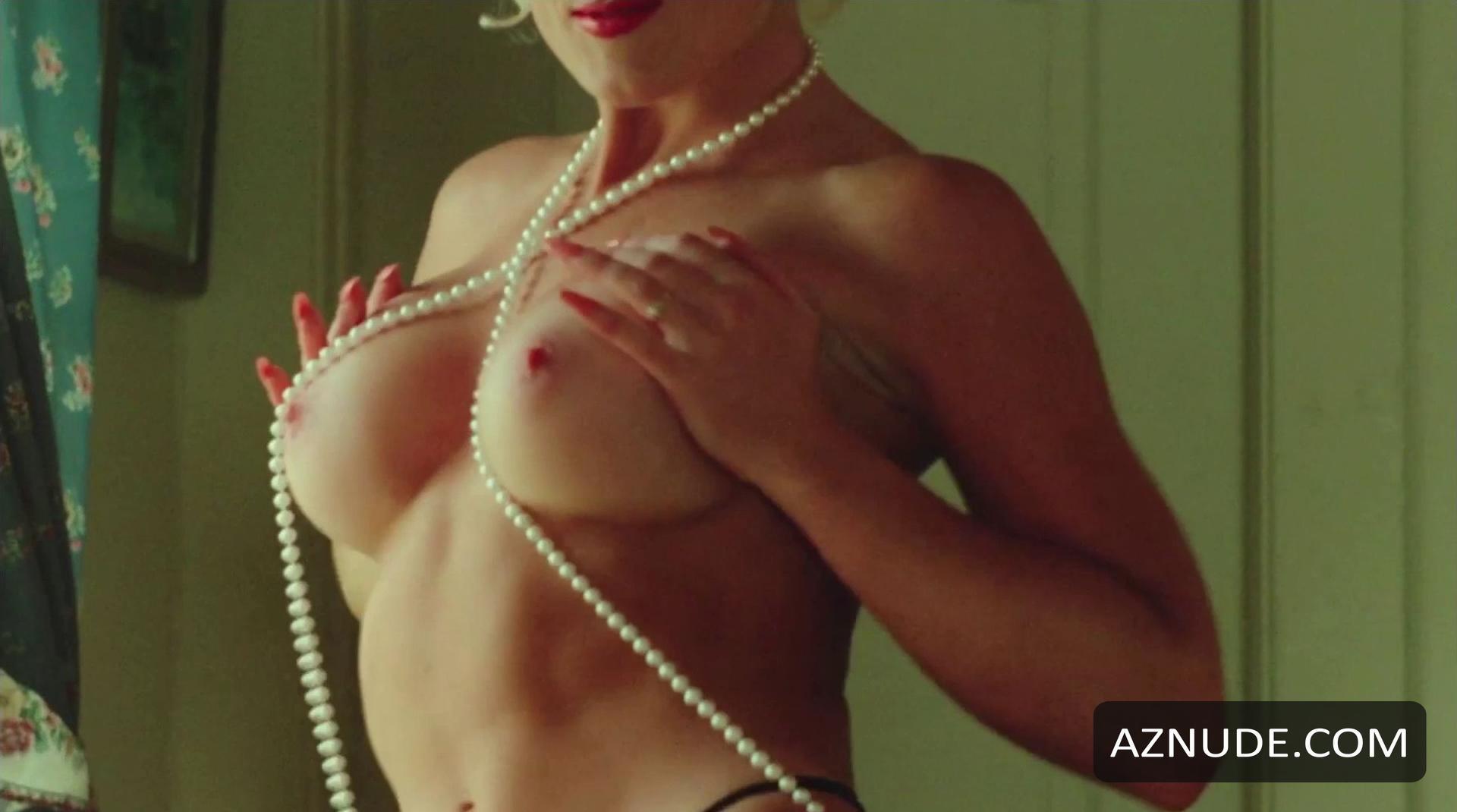 Has Delia Sheppard Ever Been Nude