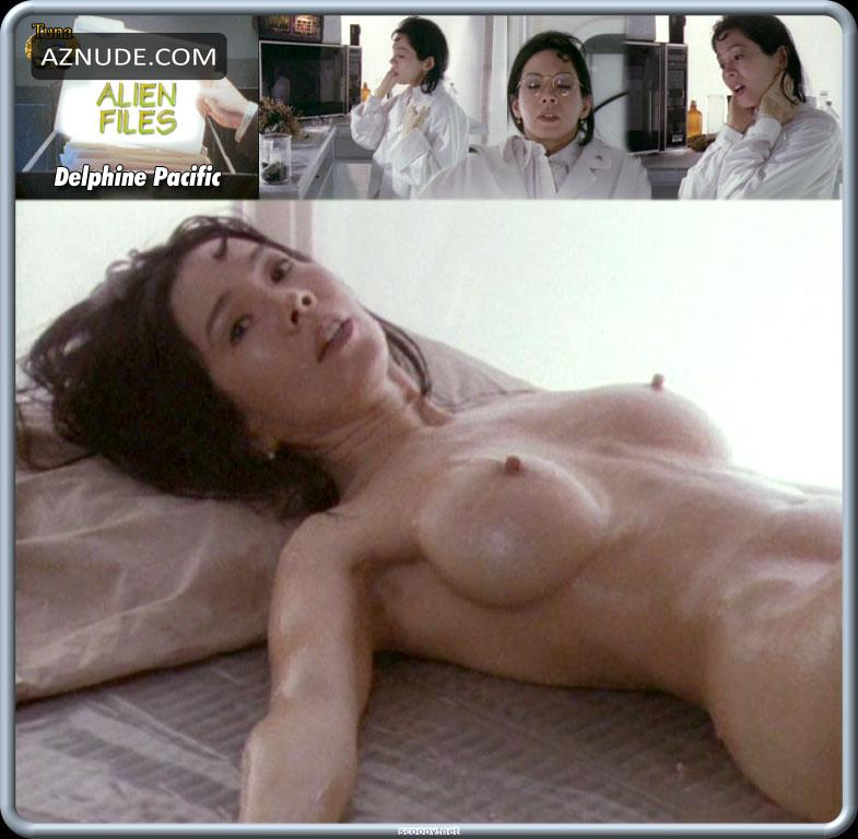 Delphine pacific sex scene
