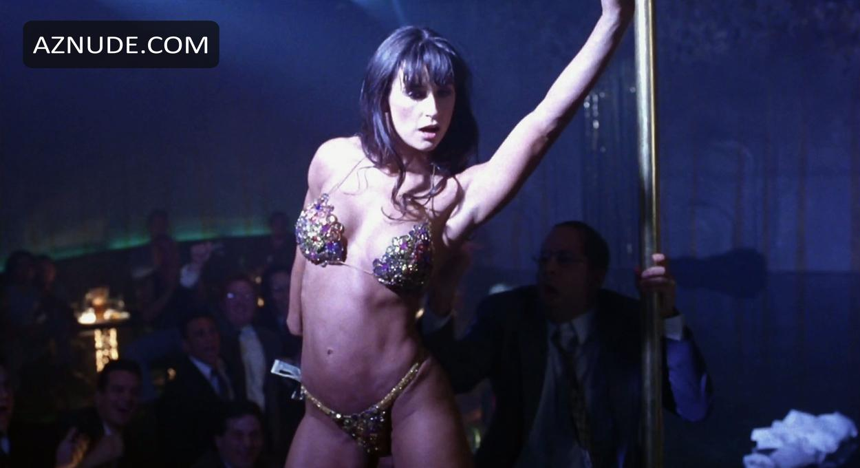 Demi moore striptease dance