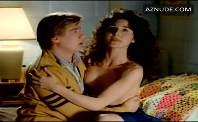 cherie michan breasts scene in dream on aznude