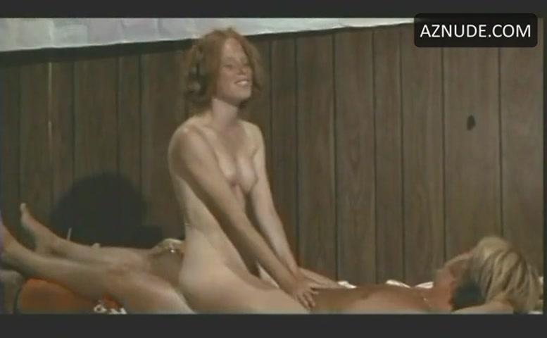 Denise Dillaway Breasts Scene In The Cheerleaders - Aznude-5793