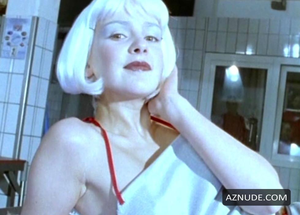 Denise Zich  nackt
