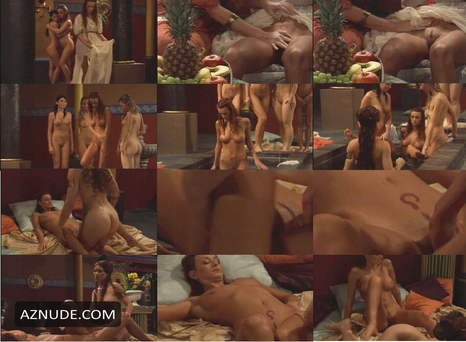 orgy sex scene