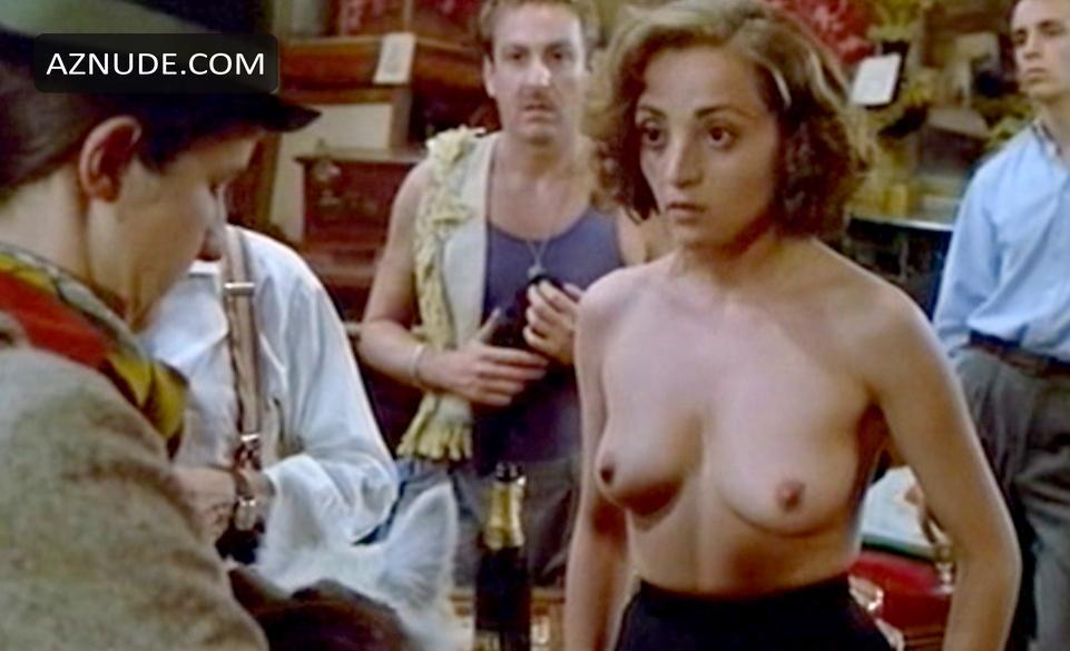 Dominique Blanc  nackt