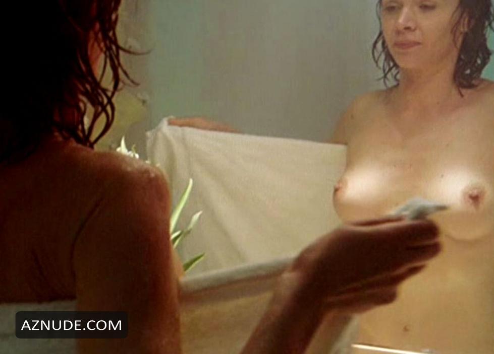 Elegant mature naked