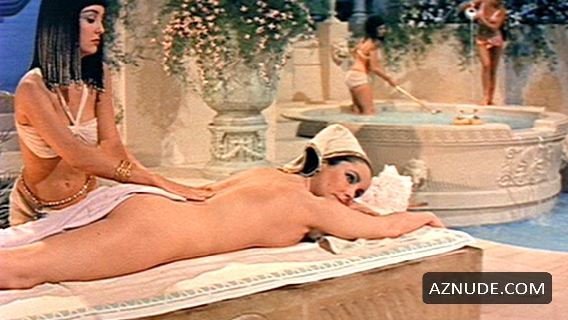Cleopatra movie sex scene