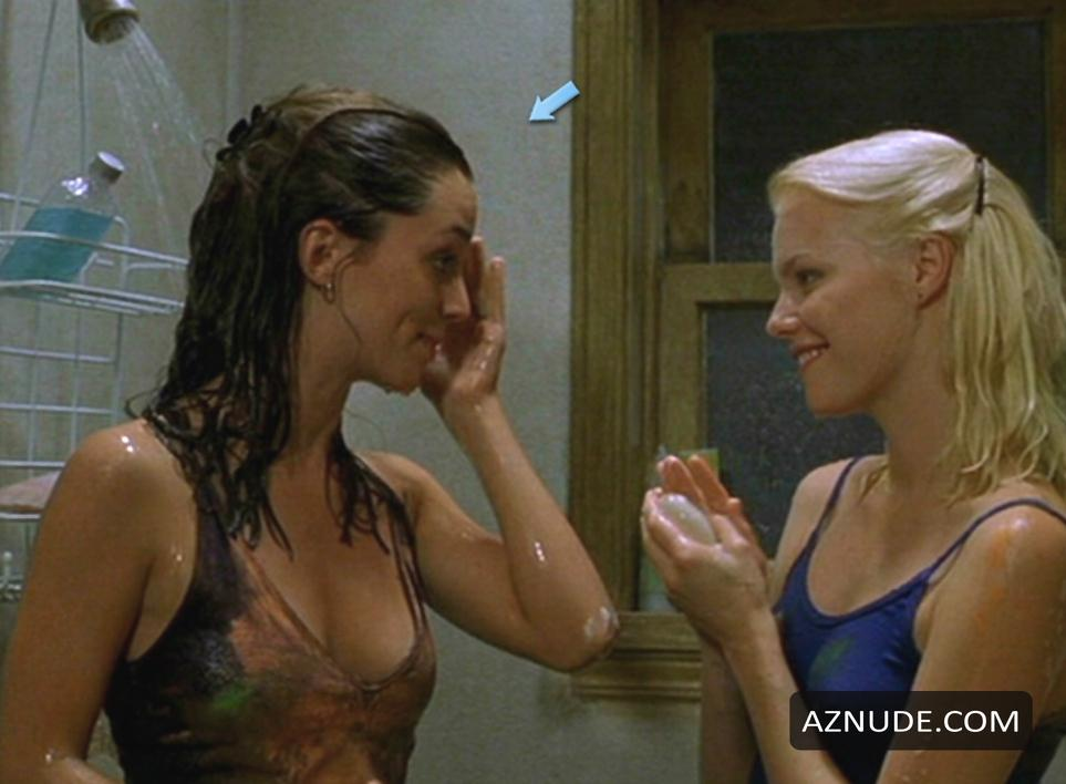 eliza dushku lesbian scene soul survivors