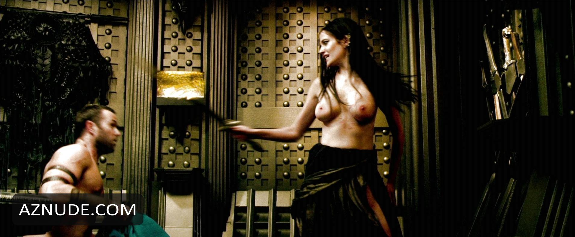 300 Rise Of An Empire Hot Scene