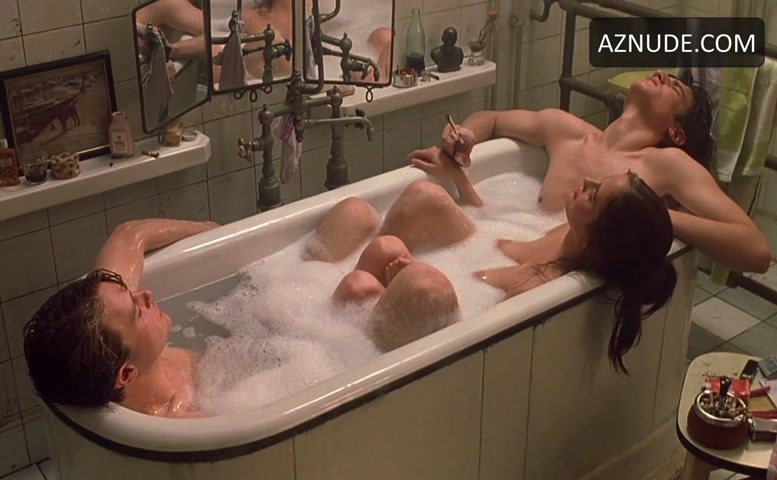 The dreamers movie sex scene