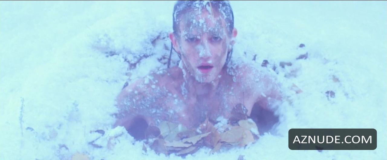 White bird in a blizzard nude